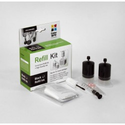 Refill Kit CW HP Universal Black 2x20ML/Bot