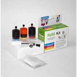 Refill Kit CW HP Universal Color (C/M/Y) 3x20ML/Bot