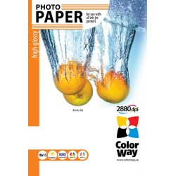 Photo paper CW high glossy 130g/m², A4, 50pc.  (PG130050A4)